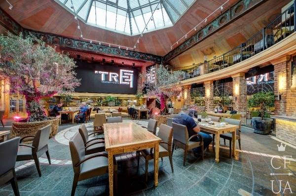 Tref Cinema Cafe_Одесса_1